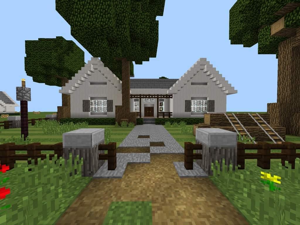 Ranch House  Minecraft Amino