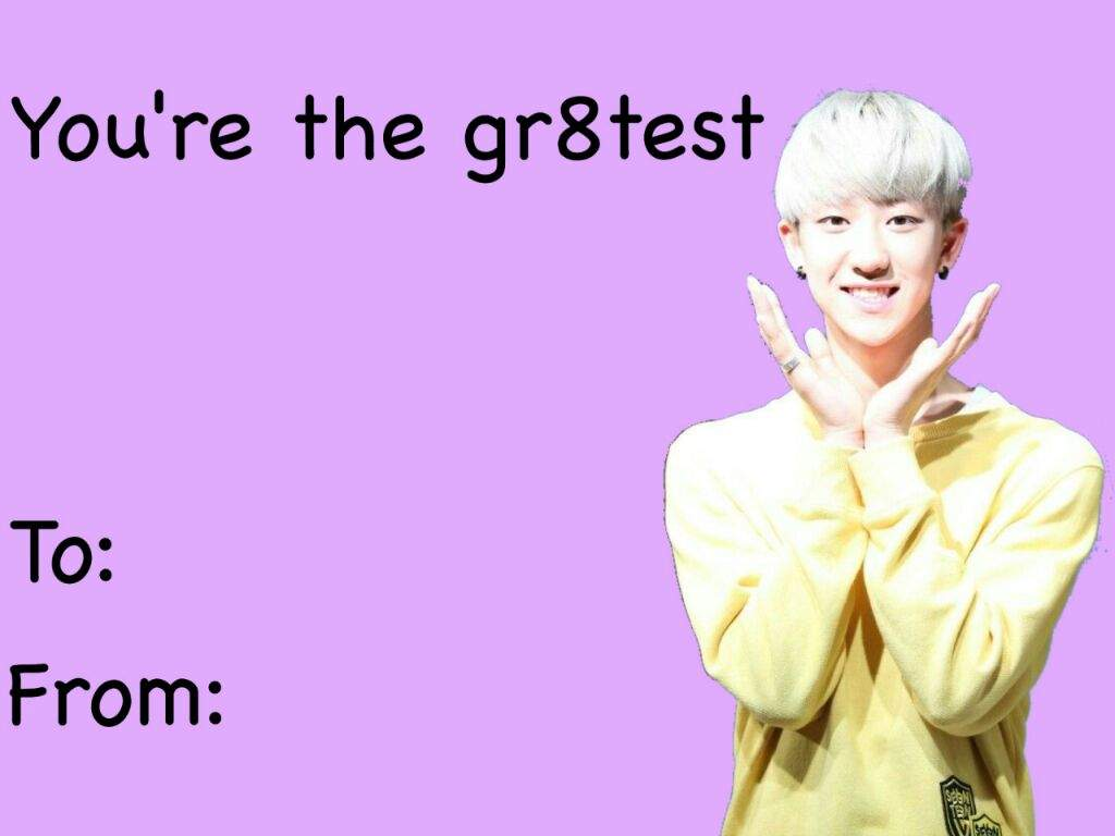 Kpop Valentines Day Cards K Pop Amino