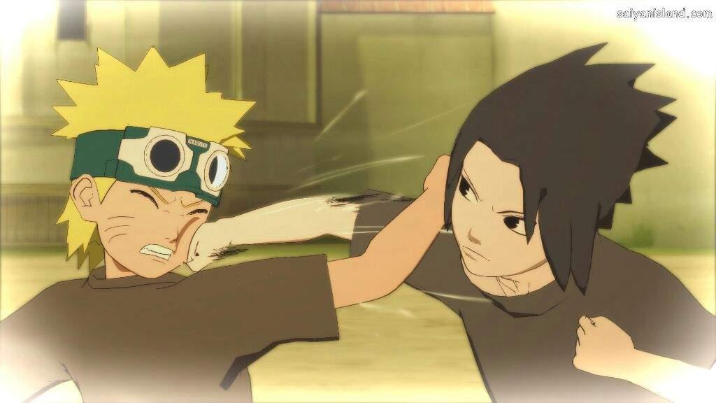 Naruto Storm4: Naruto VS Sasuke fight Breakdown and Review