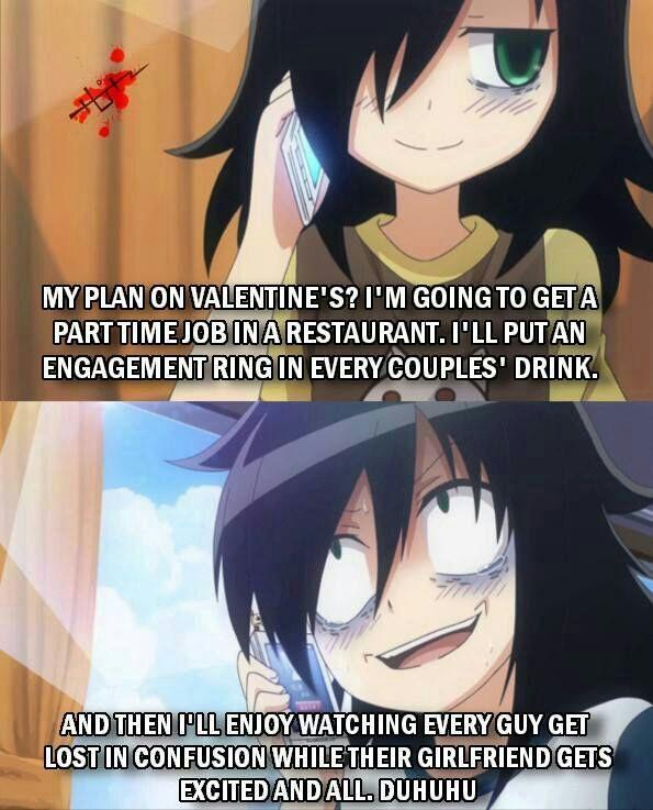 Happy Valentine S Day Mina San Anime Amino
