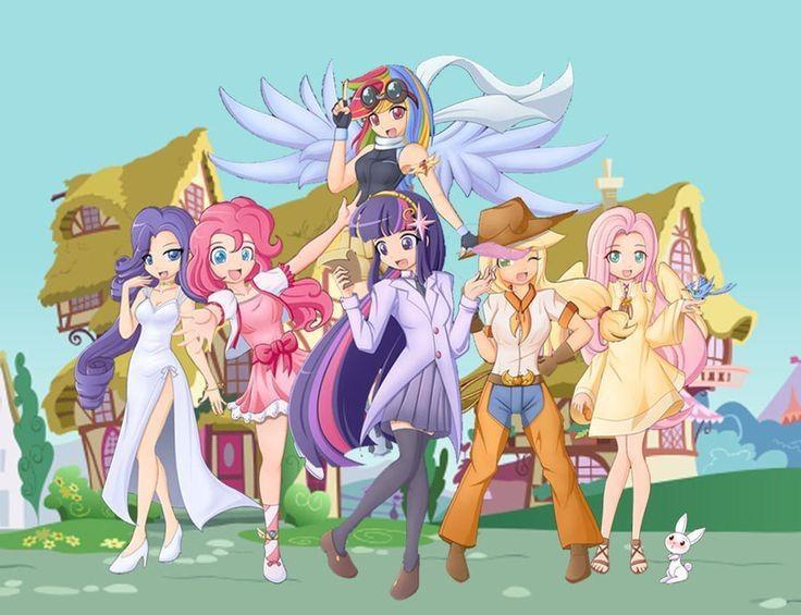 My Little Pony Anime Amino