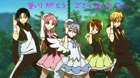 Kuroko no basket crossover anime amino naruto free and kuroko no basket voltagebd Gallery