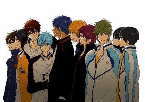 Kuroko no basket crossover anime amino free and kuroko no basket voltagebd Gallery