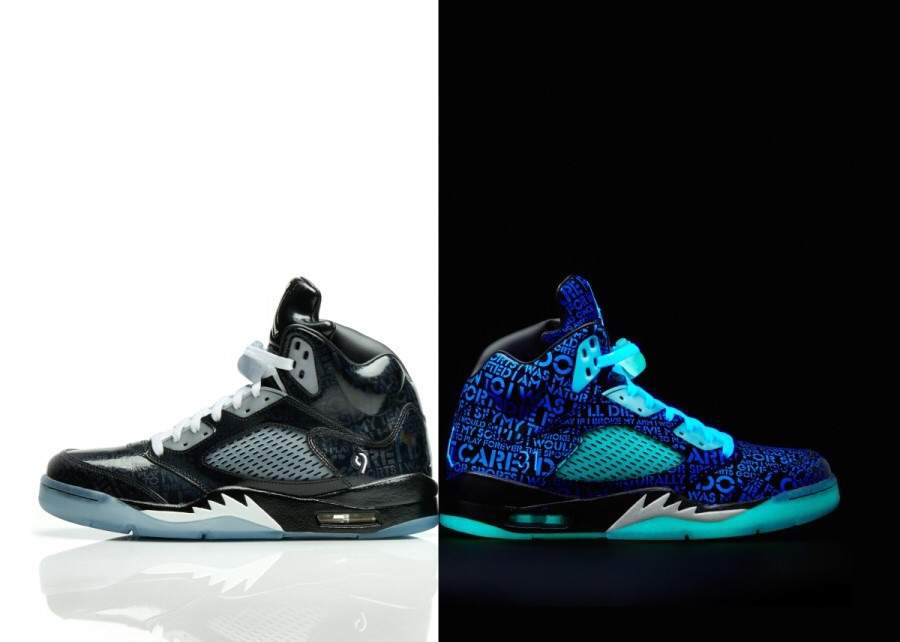 cf28c4ad15e7a3 Today is the Air Jordan 5 Doernbecher vs. Air Jordan 12 Doernbecher. Enjoy  the poll and look forward in a few days to the Final poll!