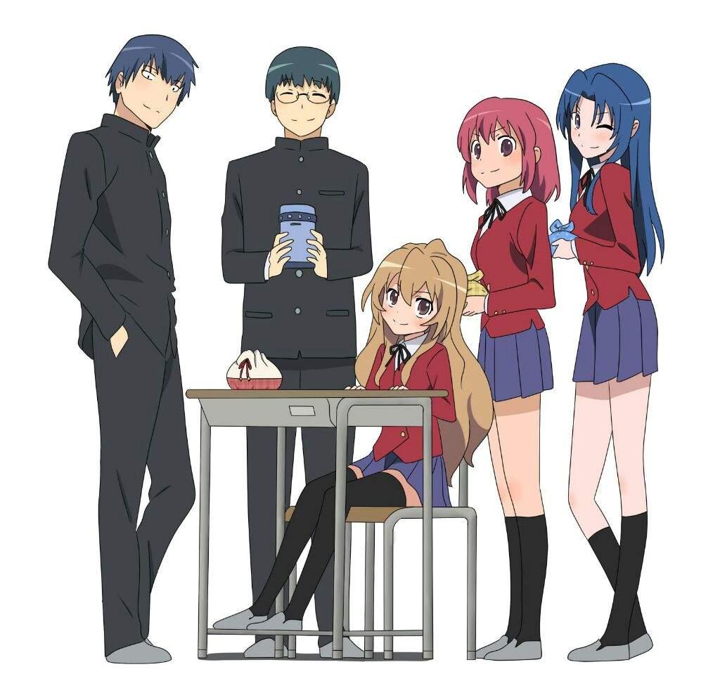 Toradora! | Wiki | Anime Amino