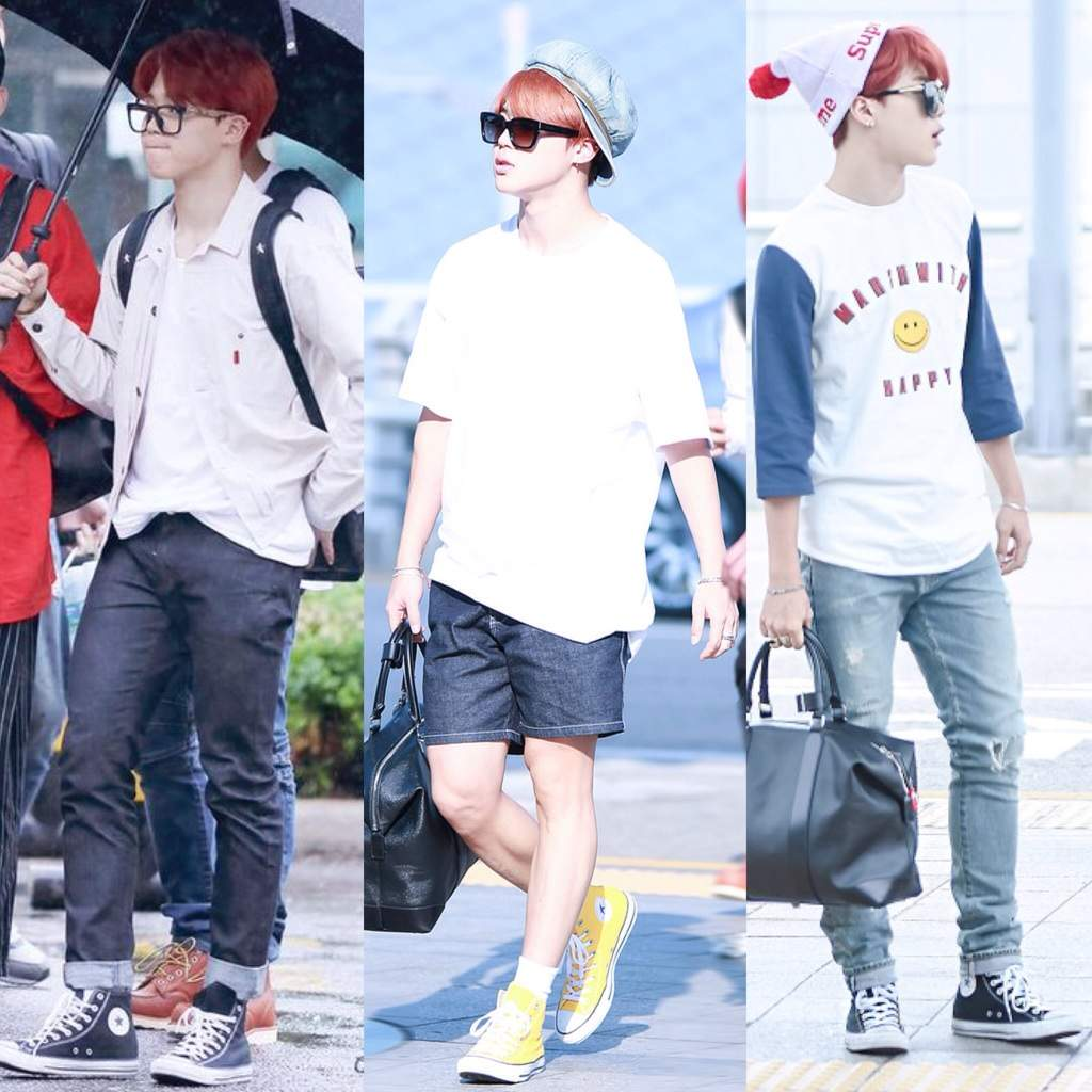 Bts Converse Shoes