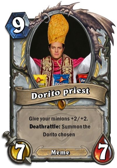 Image result for hearthstone meme cards