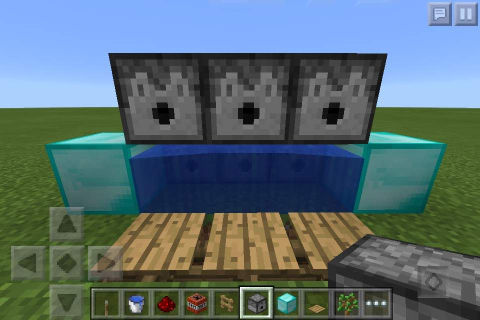 how to make a tnt cannon in minecraft xbox