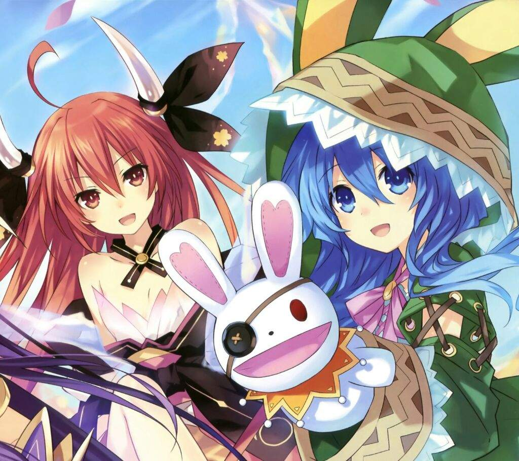 Date A Live Anime Amino