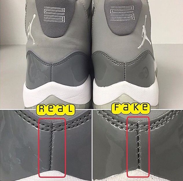cheap for discount 8637f 4e1a9 REAL vs FAKE | Sneakerheads Amino