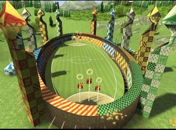 quidditch pitch harry potter amino