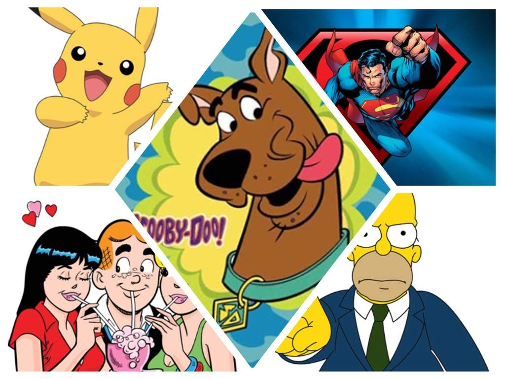 Top 5 Cartoon Characters Of All Time : Top greatest cartoon characters of all time adultcartoon