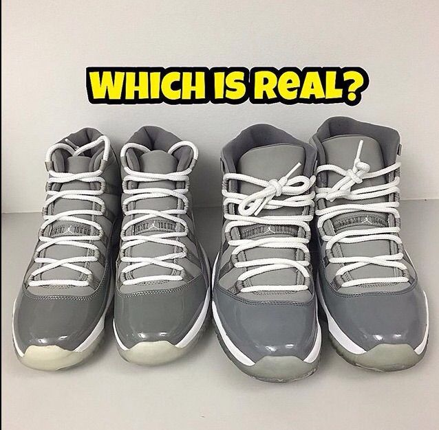 733e6bf1d3a REAL👍🏾 vs FAKE👎🏾   Sneakerheads Amino