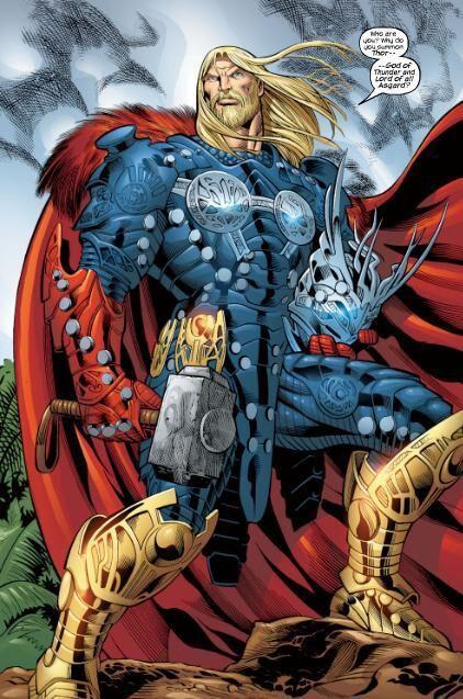 Odin Force Thor Vs World Breaker Hulk Who Will Win Comics Amino