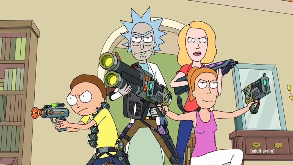 Rick And Morty Wiki Cartoon Amino