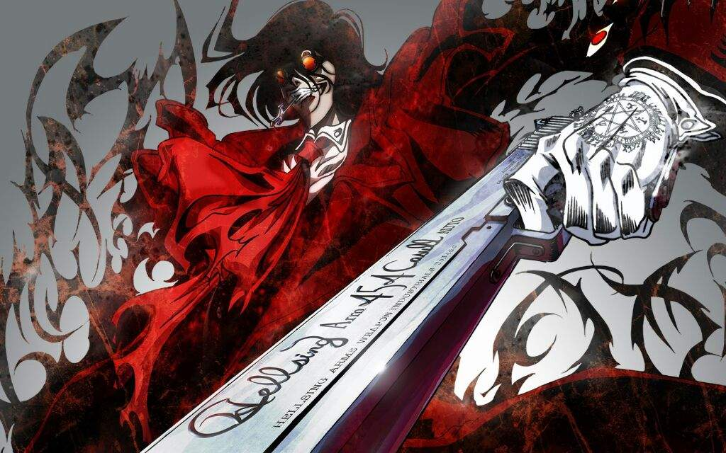Why You Should Watch Hellsing Ultimate Anime Amino