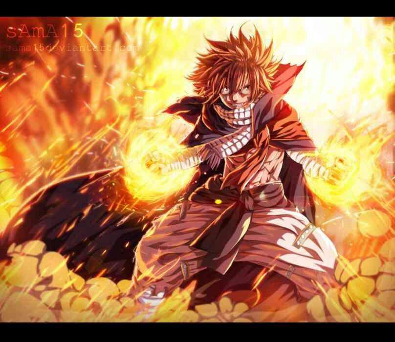 END(etherious natsu dragneel) vs meliodas demon form ...