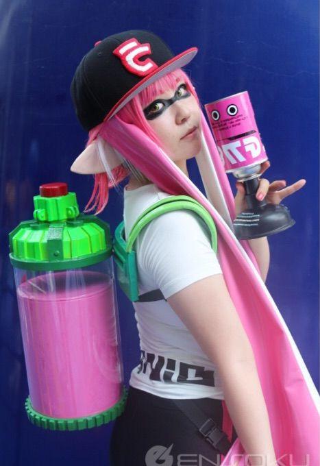 Cool Splatoon Cosplay Amino