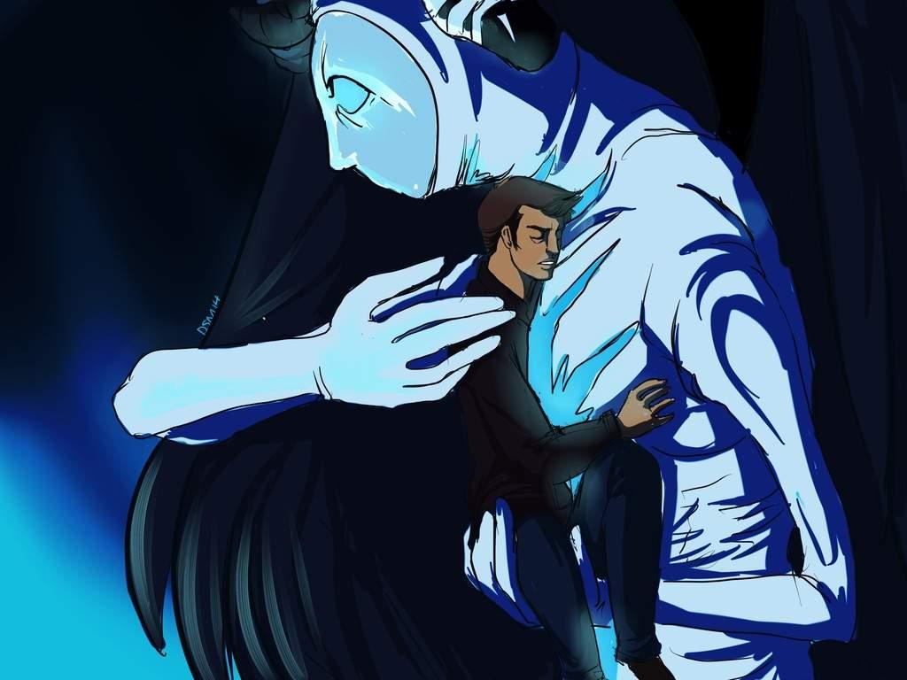 Castiel's True Form   Supernatural Amino