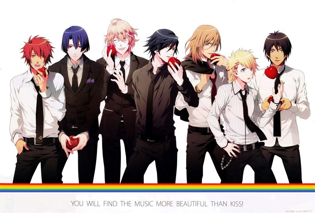My Top 10 Music Anime