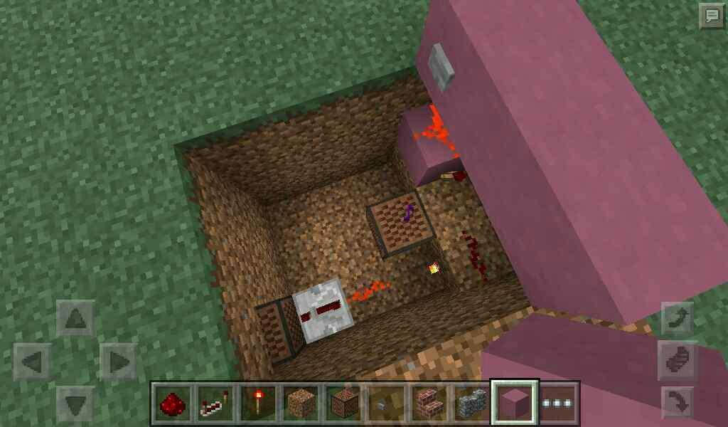 & How to make a doorbell | Minecraft Amino
