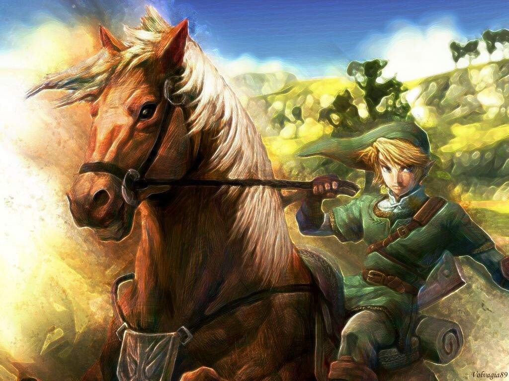 how to ride epona in ocarina of time