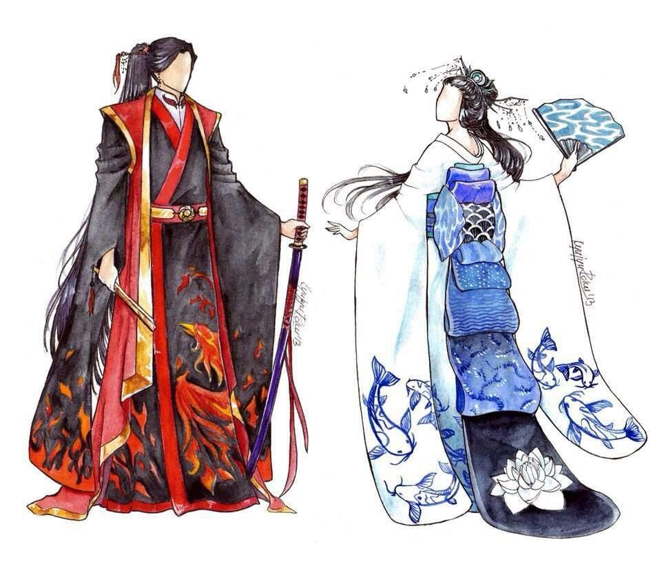 Kimonos Anime Amino