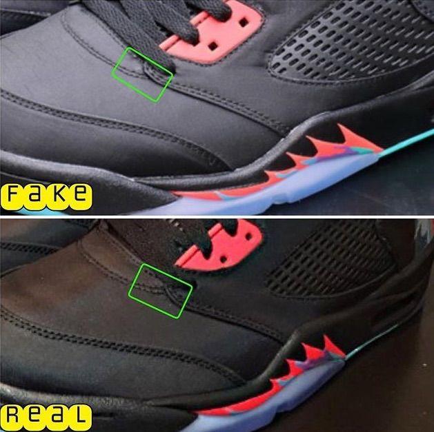 cheap for discount 1cdde ffe6e REAL vs FAKE | Sneakerheads Amino