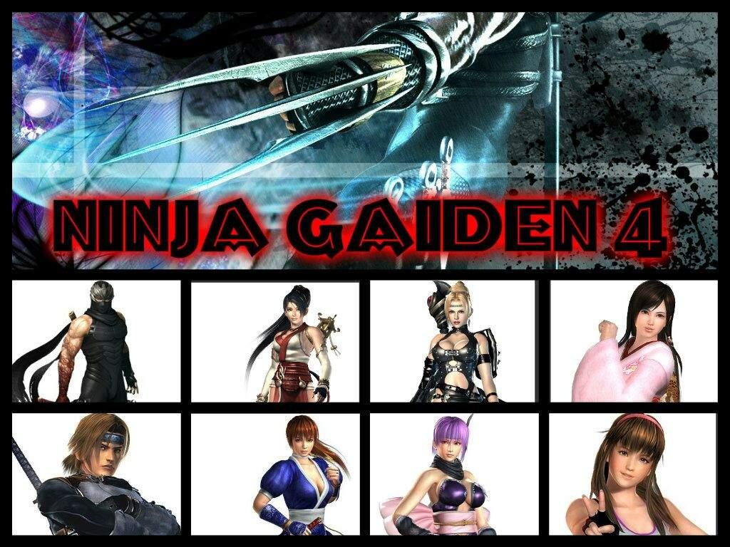 Ryu Hayabusa Ninja Gaiden 4 Video Games Amino