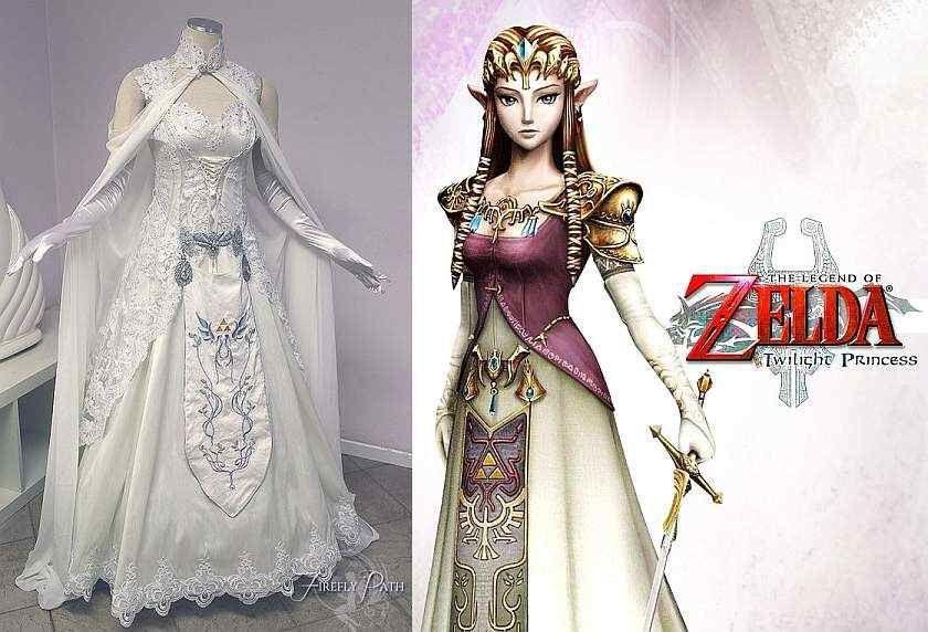 Zelda Wedding Dress.Zelda Wedding Dress Zelda Amino