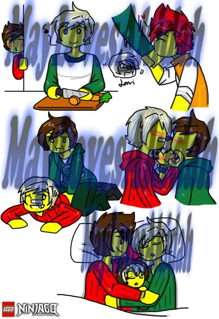 Ninjago Greenflame Lemon Fanfiction