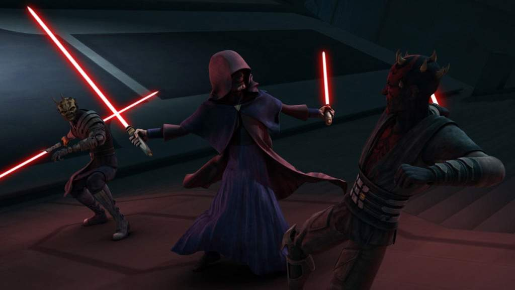Darth Sidious Vs Maul Savage Opress May The Force Be With You All
