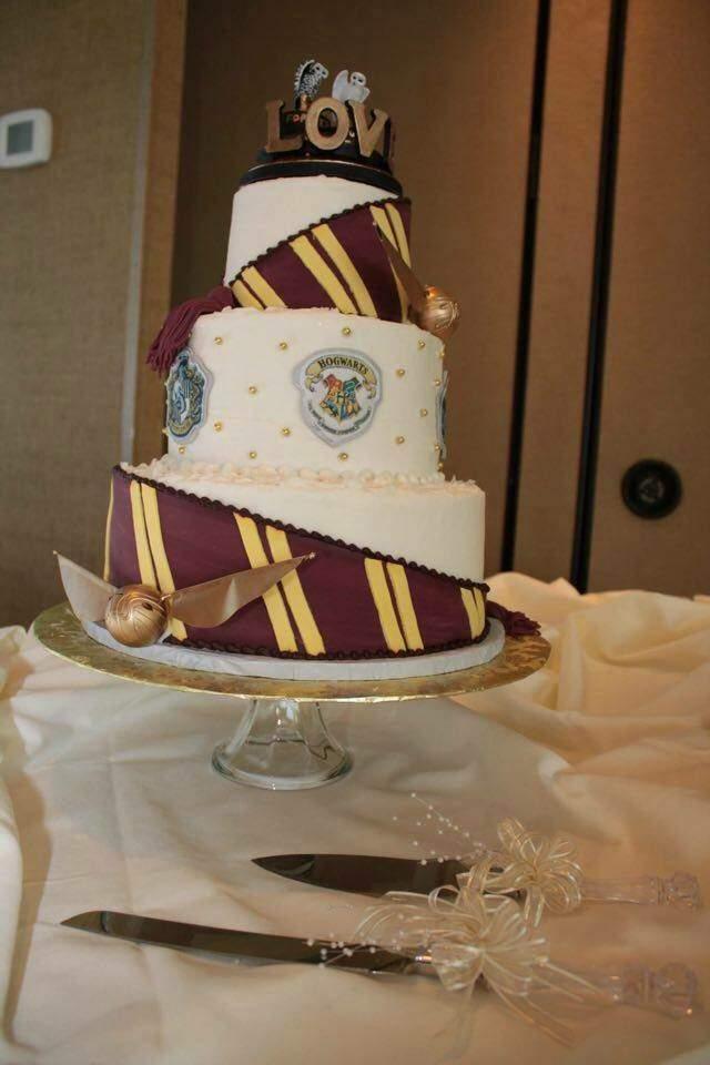 Harry Potter Wedding Cake.Harry Potter Wedding Cake Harry Potter Amino