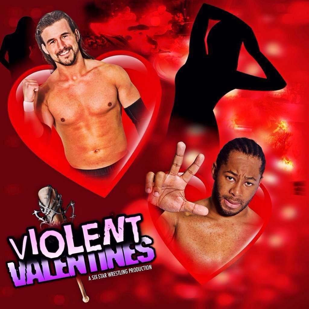 Ssw Violent Valentines Match Card Wrestling Amino