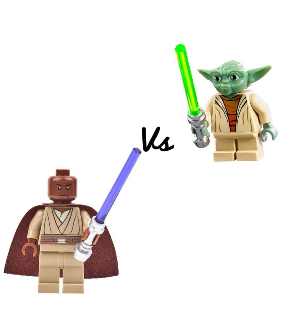 vote for you favourite - Lego Yoda
