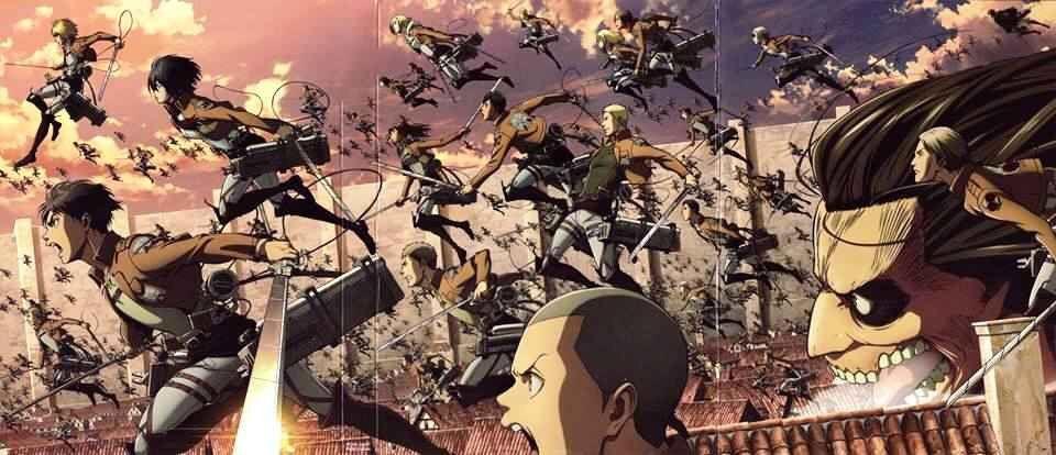 attack on titan s2 anime amino