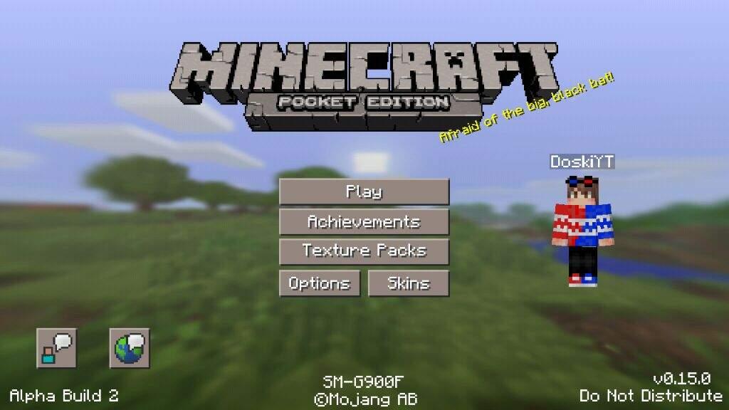 minecraft apk 0.15.0