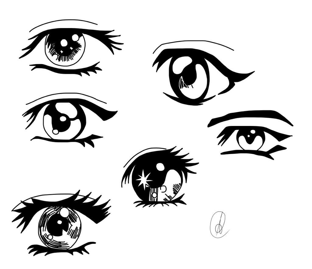Eyes Eyes Eyes Anime Amino