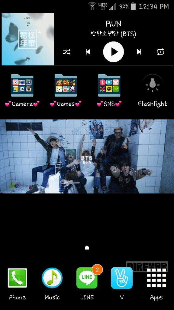 How To Gif Into Live Wallpaper K Pop Amino