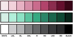 Color Schemes Ideas w/ Maxerupt