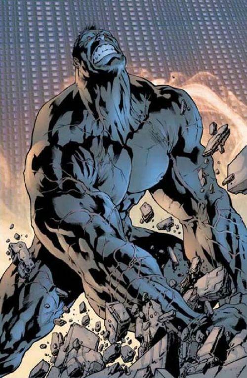 hulk possesses uncontrolled rage