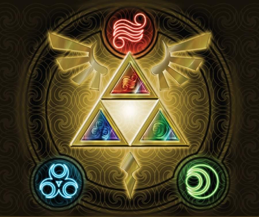The Triforce | Zelda Amino