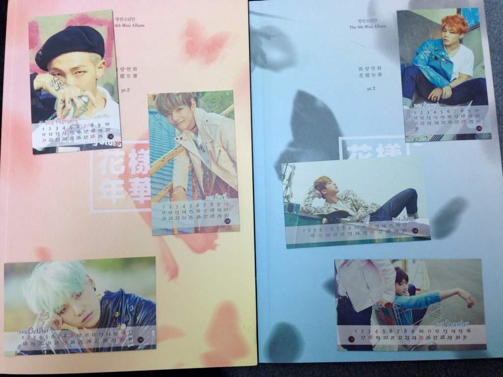 Unboxing Bts 화양연화 Pt 2 Both Versions K Pop Amino