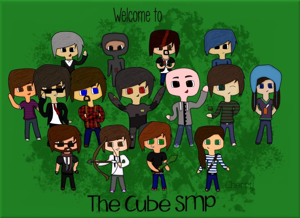 The Cube SMP | Wiki | Minecraft Amino