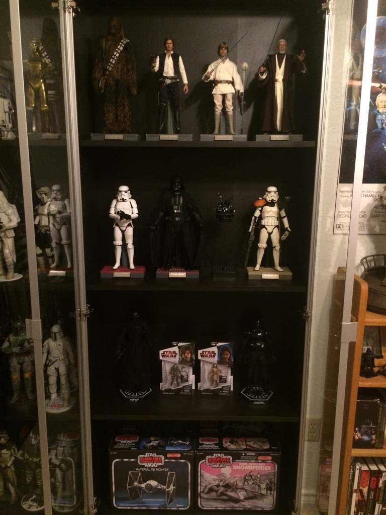 My Hot Toys Sideshow Collection Star Wars Amino