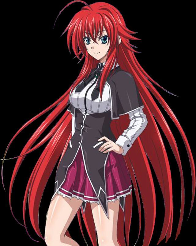highschool dxd season 1 episode 1