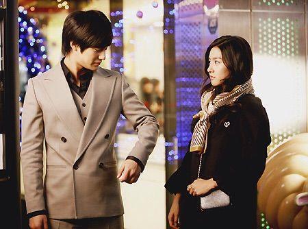 yi jung and gaeul