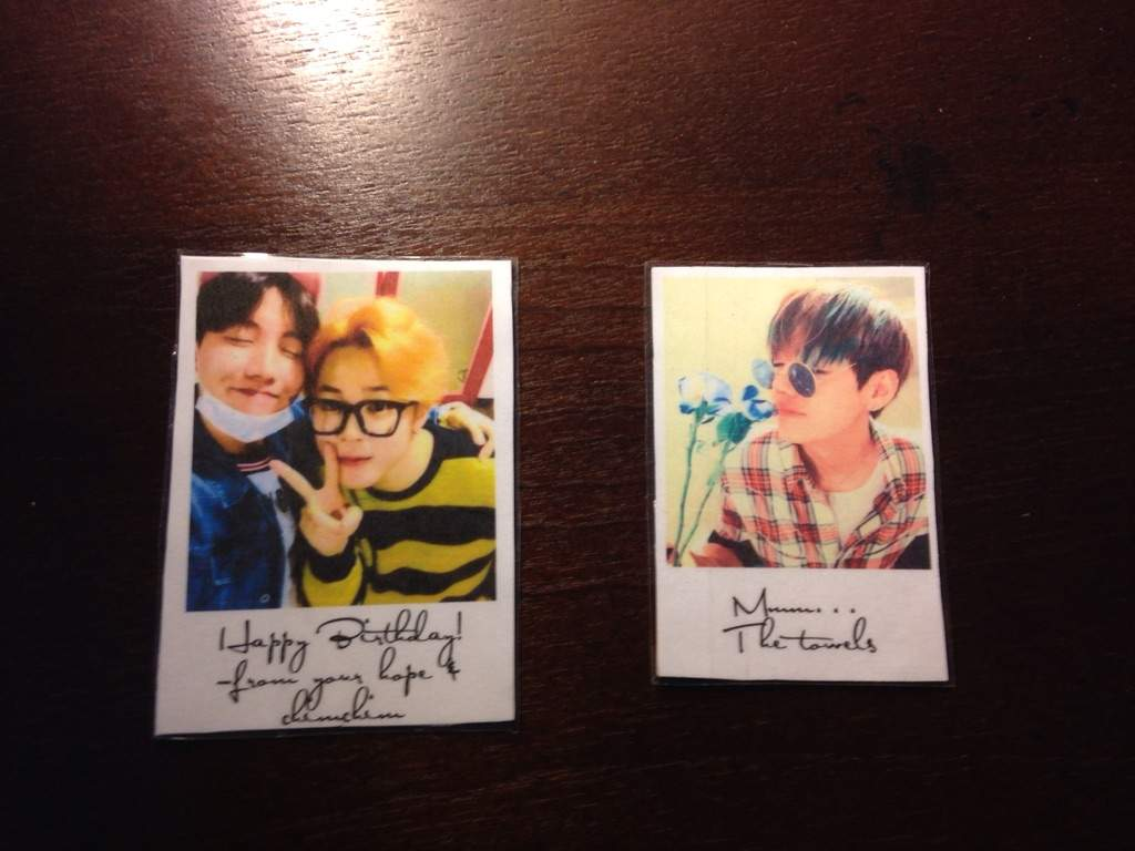 Random Diy Kpop Gifts I Made