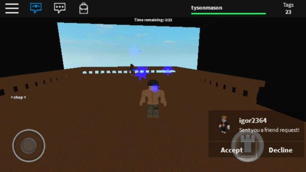 How to chat in roblox