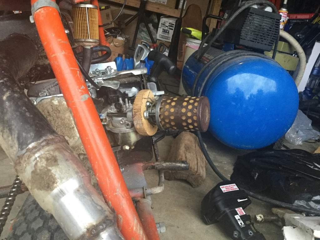 Predator 212 compression problem sloved and major fail of